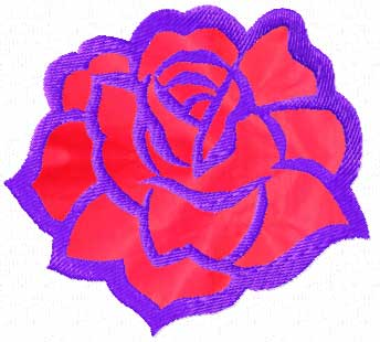 4-Hobby com - Machine Embroidery Designs :: Flowers :: Art Deco