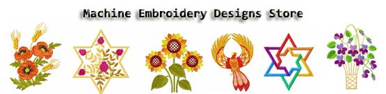 Machine Embroidery Designs For Immediate Download