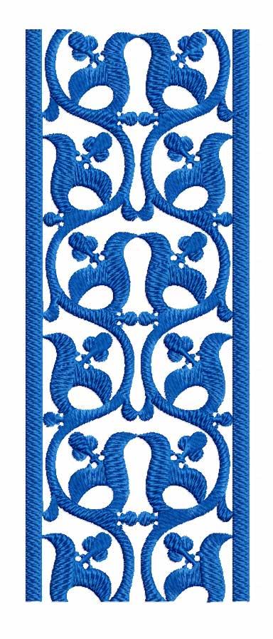 4 Hobby Com Machine Embroidery Designs Borders
