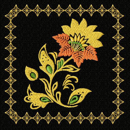 garden of eden birds and flowers 12 embroidery designs ebay