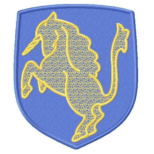 4 Hobby Com Machine Embroidery Designs Heraldic