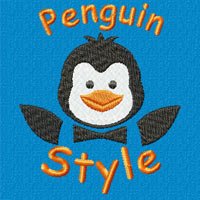 Download Free Penguin Design
