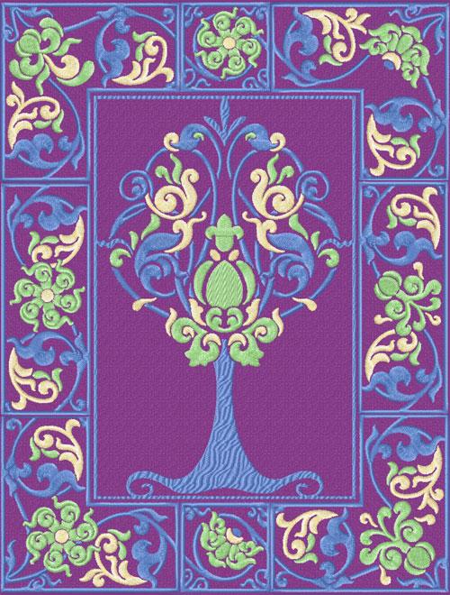 4 Hobby Com Machine Embroidery Designs Ornaments