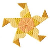 Star Machine Embroidery Designs
