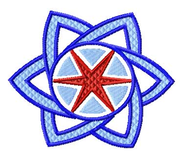 4 machine embroidery designs space stars for Space embroidery patterns