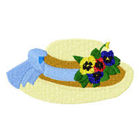 Summer is Here Machine Embroidery Designs set