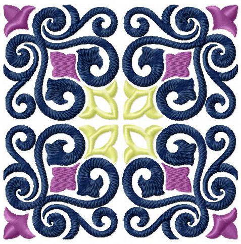 4 Hobby Com Machine Embroidery Designs Quilt Blocks