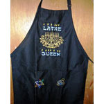 Apron for Chanukkah