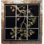 Pine Branch Wall Hanging